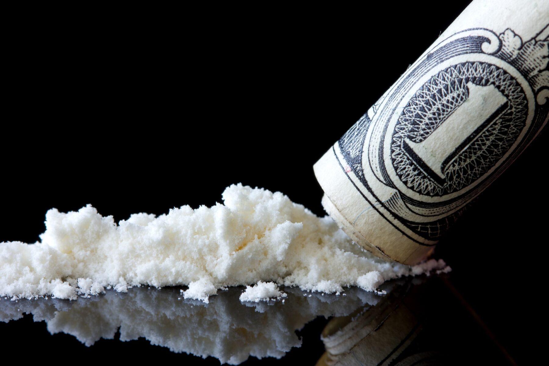 cocaine and ice